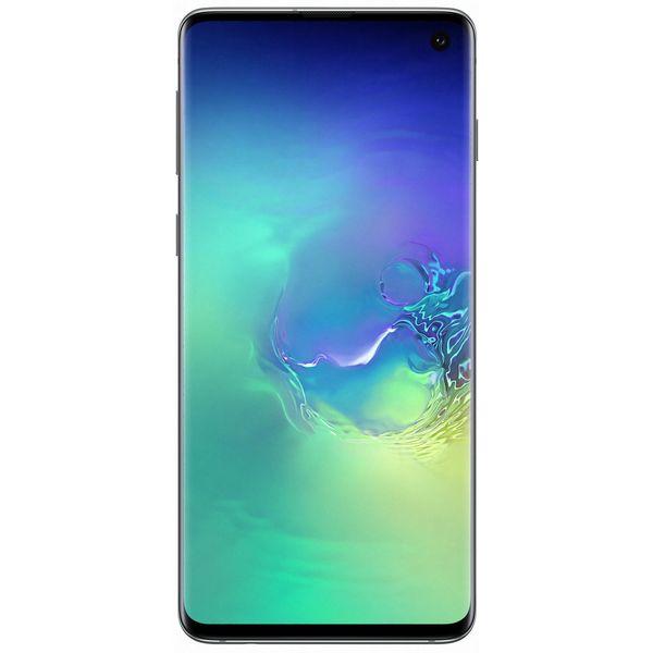 Смартфон Samsung Galaxy S10 аквамарин (SM-G973FZGDSER)