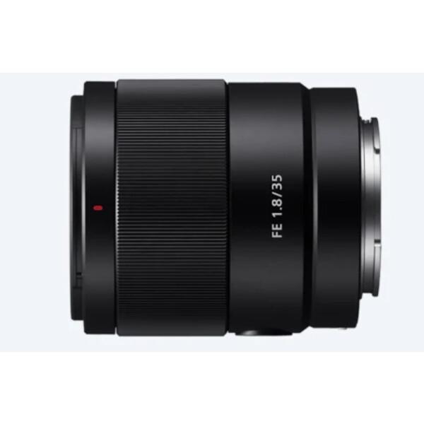 Объектив Sony SEL35F18F (черный)