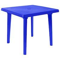 Стол Алеана Квадратный 100012 (синий)