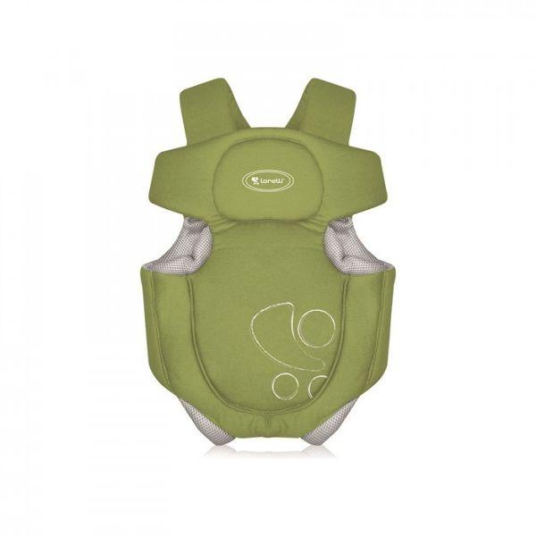 Рюкзак-кенгуру LORELLI Traveller (зеленый)