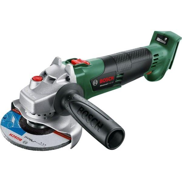 Угловая шлифмашина Bosch AdvancedGrind 18 (06033D3100)