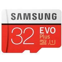 Карта памяти microSD SAMSUNG EVO Plus 32GB (MB-MC32GA/RU)