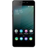 Смартфон BQ-Mobile BQS-4800 Blade Черный+Золотой