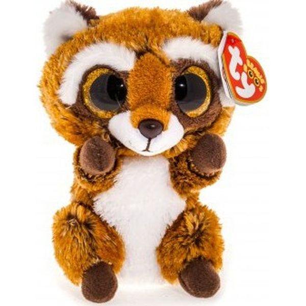 Мягкая игрушка TY INC Енот Rusty (36941)