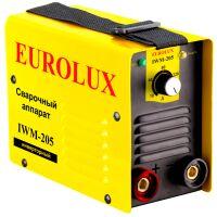 270x270-Сварочный инвертор Eurolux IWM-205