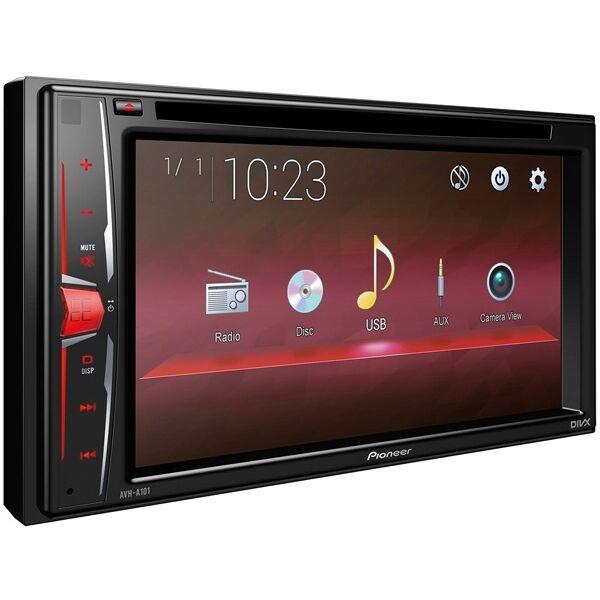 Автомобильный мультимедийный ресивер Pioneer AVH-A101