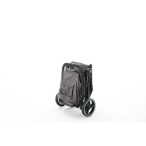Прогулочная коляска BabyZz B100 (серый)