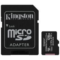 270x270-Карта памяти Kingston Canvas Select Plus microSDXC 128Gb (SDCS2/128GB)