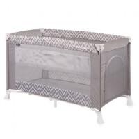 Манеж-кровать LORELLI Verona 2 (серый)