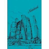 270x270-Записная книжка МОСКВА-СИТИ 45714/А6+ 192стр. ФЕНИКС