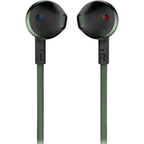 Наушники JBL T205BT зеленый