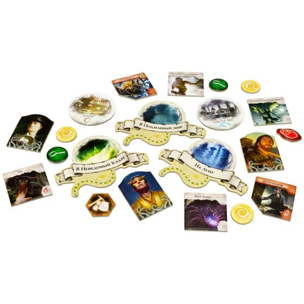 Настольная игра Hobby World Древний Ужас: Мир грёз