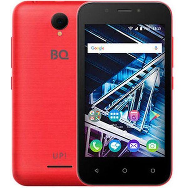 Смартфон BQ-Mobile BQ-4028 UP! (красный)