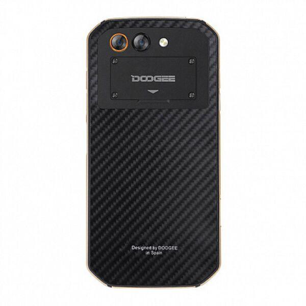 Смартфон DOOGEE S30 (золотистый)