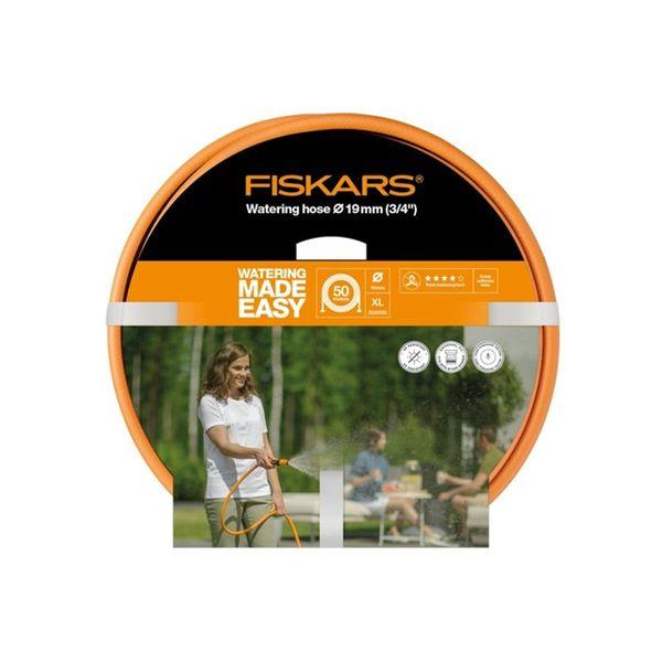 "Шланг поливочный Fiskars 1023655 Q4 (3/4"", 50 м)"