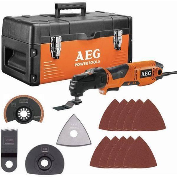 Многофункциональный инструмент AEG Powertools OMNI300-KIT5 (4935446391)