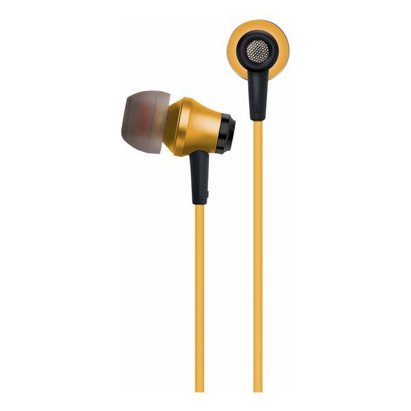 Наушники Buxton BHP 4030 желтый