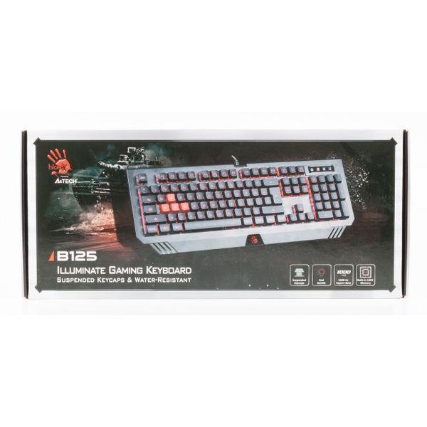Клавиатура A4Tech Bloody B125