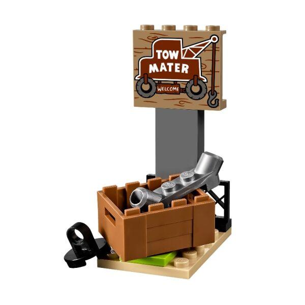 Игрушка Джуниорс Свалка Мэтра LEGO 10733