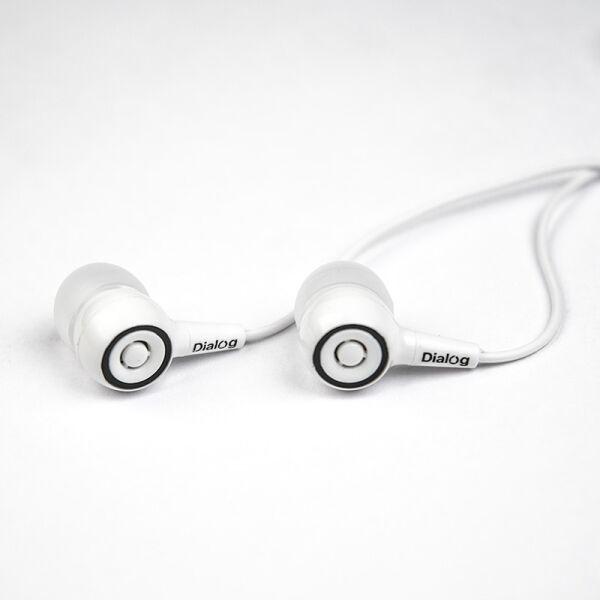 Наушники Dialog EP-10 White