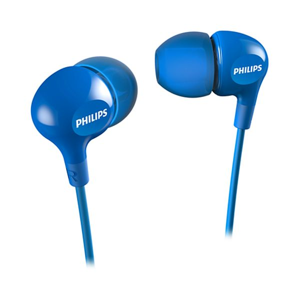 Наушники PHILIPS SHE3550BL