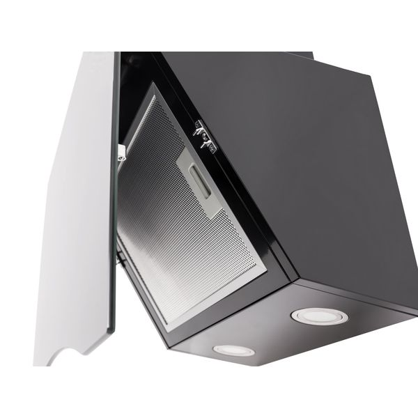Вытяжка кухонная EXITEQ EX-1116 (черный)