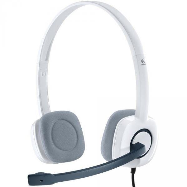 Гарнитура с микрофоном LOGITECH H150 Cloud White