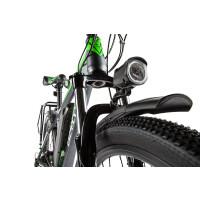 Велогибрид Eltreco XT 750 (серый/зеленый)
