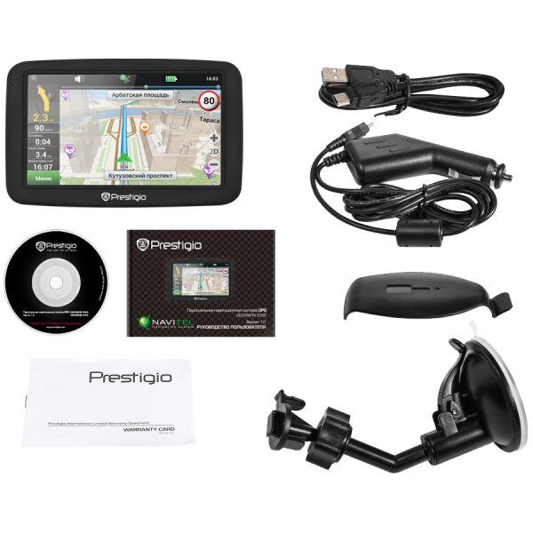 Gps-навигатор PRESTIGIO PGPS5055CIS04GBNV