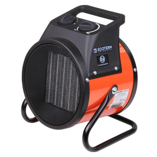 Нагреватель воздуха электрический Ecoterm EHR-03/1D