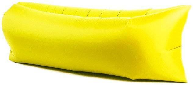 Надувной шезлонг Sundays Sofa GC-BS001 (желтый)
