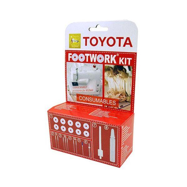 Наборы для шитья TOYOTA Toyota Footwork kit Consumables