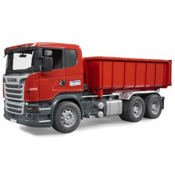 Самосвал BRUDER Scania R-Serie (03522)
