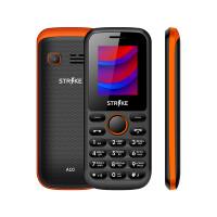 270x270-Телефон GSM STRIKE A10 (черный/оранжевый)