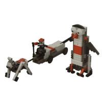 Конструктор Xiaomi Mi Mini Robot Builder (BEV4142TY)