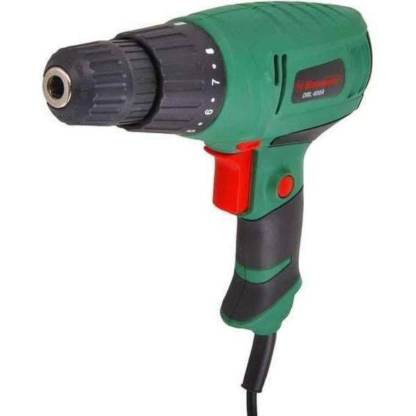 Шуруповерт сетевой Hammer Flex DRL400A