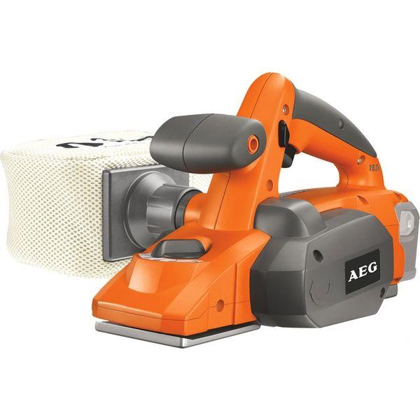 Рубанок аккумуляторный AEG Powertools BHO18-0 (без батареи) 4935413175