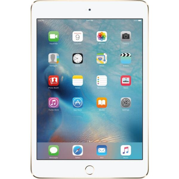 Планшет Apple iPad mini 4 Wi-Fi 128GB Gold (MK9Q2RK/A A1538)