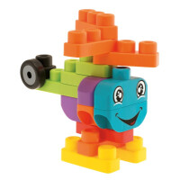 """Набор строительных блоков Chicco """"Машины"""" (40шт)"""