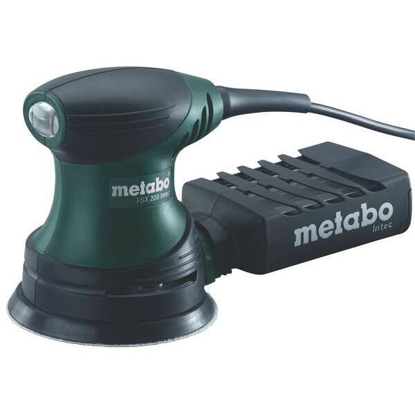 Эксцентриковая шлифмашина Metabo FSX 200 Intec (609225500)