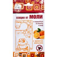 Секция от МОЛИ с ароматом апельсина /24 HELP, BS80309