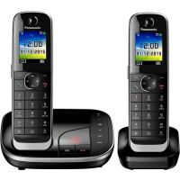 270x270-Беспроводной телефон стандарта DECT Panasonic КХ-TGJ312 RUB
