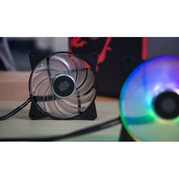Вентилятор Cooler Master ARGB R4-120R-20PC-R1