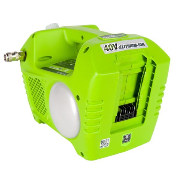 Воздушный компрессор Greenworks G40AC (4100802)