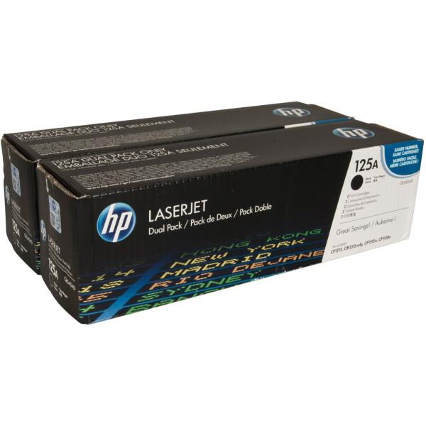 Катридж HP 125A (CB540AD) 2 шт