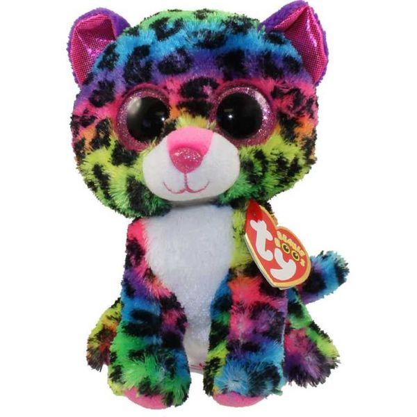 Мягкая игрушка TY INC Леопард DOTTY (37074)