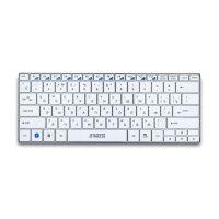 Клавиатура Jet.A SlimLine K7 W (белый)