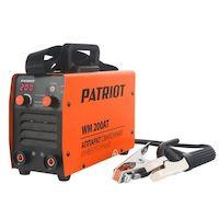270x270-Сварочный инвертор Patriot WM 200AT MMA