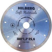 Алмазный диск Hilberg HM540 180*25,4