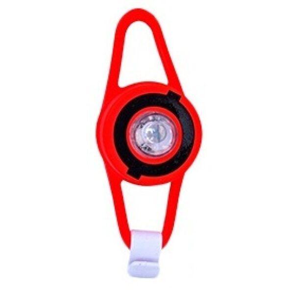 Фонарик GLOBBER 522-102 (красный)